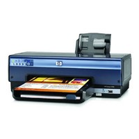 Hewlett Packard Deskjet 6980 InkJet Printer