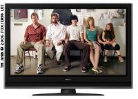 Hitachi P50H401 TV