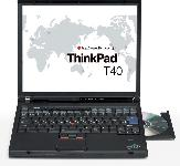 Lenovo ThinkPad T40 (237385U) PC Notebook
