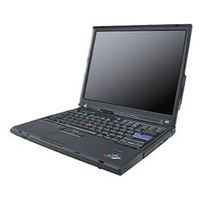 Lenovo ThinkPad T60 (1953D5U) PC Notebook