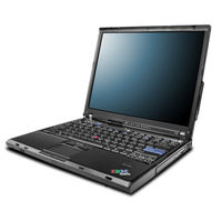 Lenovo ThinkPad T60 (200772U) PC Notebook