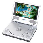 Axion AXN6070 Portable DVD Player
