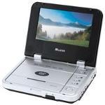 Mustek MP72 Portable DVD Player