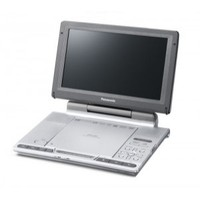 Panasonic DVD-LS91 Portable DVD Player