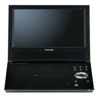 Toshiba SD-P2900 Portable DVD Player with Screen