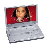 Audiovox D2016 Portable DVD Player