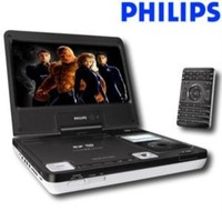 Philips DCP850/37 Portable DVD Player with Screen