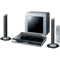 JVC DD-3 Theater System