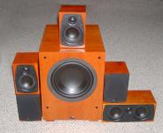 Aperion Audio Intimus 422 Theater System