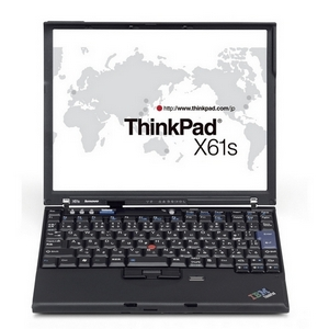 Lenovo ThinkPad X61s (766636U) PC Notebook
