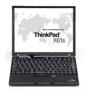 Lenovo ThinkPad X61s (76663FU) PC Notebook