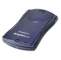 SimpleTech SimpleDrive Portable 80 GB USB 2.0 Hard Drive