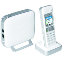 Netgear SPH200D Dual-Mode Cordless Skype IP Wireless Phone