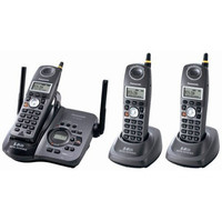 Panasonic KX-TG5633B Trio Cordless Phone