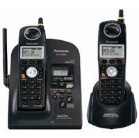 Panasonic KX-TG2632B 2.4 GHz Twin Cordless Phone