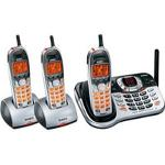 Uniden DCT758-3 2.4 GHz Trio Cordless Phone