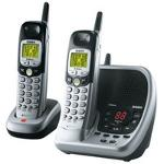 Uniden DXAI5588-2 Twin Cordless Phone