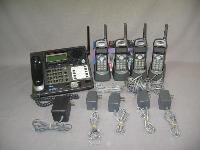 Panasonic KX-TGA400B Cordless Handset  2 4GHz  Caller ID