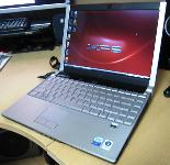 Sony Bundle VAIO VGN-BX760NS1 Cen Core 2 Duo T7100 1.8GHz/1GB/80GB/Combo/abgn/GNIC/BT/15.4