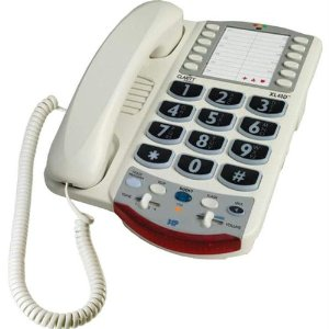 Clarity XL40D Corded Telephone