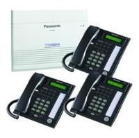 Panasonic Panasonic KX-TA824PK 1 KX-TA824 unit plus 3 KX-T7731-B