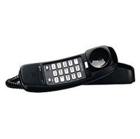 AT&T Trimline 210 Corded Phone, Black
