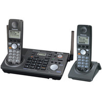 Panasonic KX-TG6702B Twin Cordless Phone