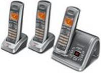 Uniden DECT 2080-3 1.9 GHz Trio 1-Line Cordless Phone