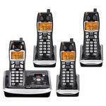 General Electric 25942EE4 5.8 GHz Quad 1-Line Digital Phone