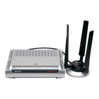 Buffalo Technology WZR-AG300NH (747464112909) Wireless Router