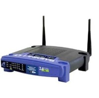 Linksys WRT54GS Wireless Router