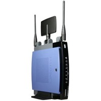 Linksys WRT300N Wireless Router
