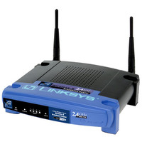 Linksys BEFW11S4-RM Wireless Router