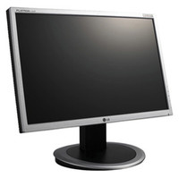 LG L204WT (White, Black) LCD Monitor