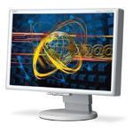 NEC MultiSync LCD2070WNX (White) 20.1 inch LCD Monitor
