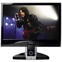 ViewSonic VX1945WM (BlackSilver) LCD Monitor