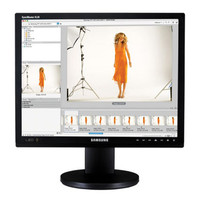 Samsung SyncMaster XL20 (BLACK) LCD Monitor