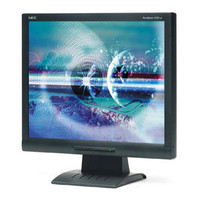 NEC AccuSync LCD72VX (Black) LCD Monitor