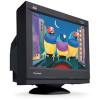 ViewSonic G90fb (Black) 19 inch CRT Monitor