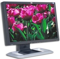 Hewlett Packard SMART BUY L2045W LCD MONITOR . (Black, Silver)