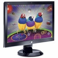 ViewSonic VX2255 (Black) LCD Monitor
