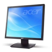 "Acer 17"" LCD TFT,1280 X 1024, 5MS, 20001 Contrast Ratio 20001, 176/176 Black, 110 Units Per Pallet Monitor"