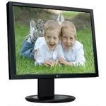 LG Flatron L2010P (Black, Silver) 20.1 inch LCD Monitor