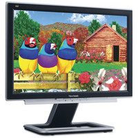 ViewSonic VX2025wm (Black) 20.1 inch LCD Monitor