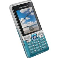 Sony Ericsson C702i Cellular Phone