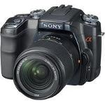 Sony DSLR A100W Digital Camera
