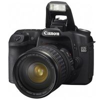 Canon EOS 50D Black SLR Digital Camera Kit
