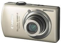 Canon PowerShot SD880 IS ELPH Gold Digital Camera