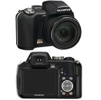 Olympus SP-565UZ Black Digital Camera
