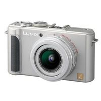Panasonic Lumix DMC-LX3 Silver Digital Camera